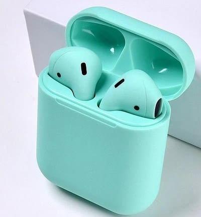Green Wireless Pods 2.0