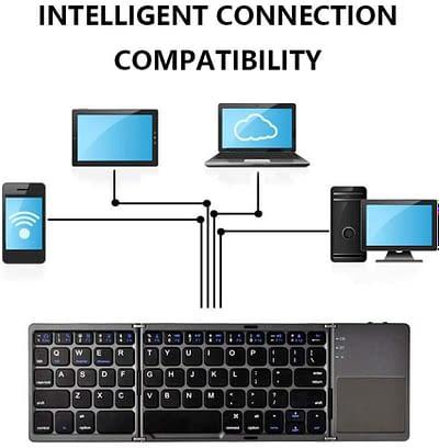 Wireless Tri Fold Keyboard