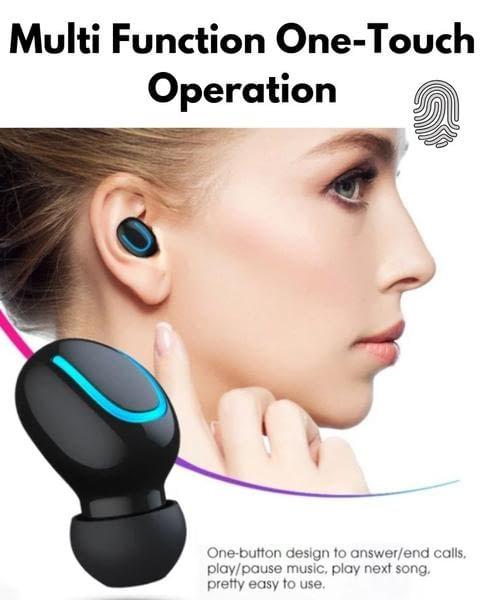 HBQ True Wireless Earbuds