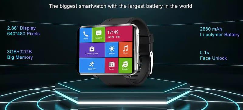 DM100 LEM T Smartwatch